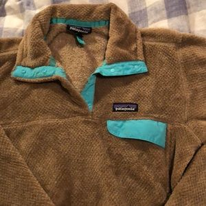 Patagonia Tops - Re-Tool Snap T Fleece